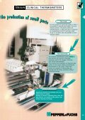 the production of smallparts - Pepperl+Fuchs - Page 7