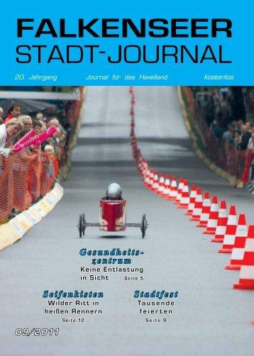 September 2011 - Falkenseer Stadtjournal