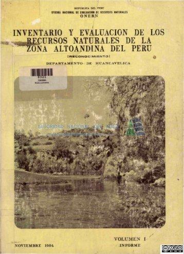 P01 03 67-volumen 1.pdf - Biblioteca de la ANA.