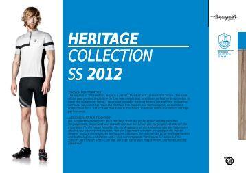 heritage collection ss 2012 heritage collection ss ... - Pro Bike Center