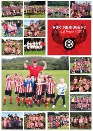 2011 - Northbridge Football Club