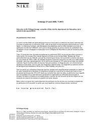 Allocution en PDF...