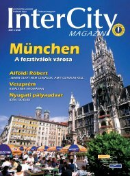InterCity Magazin 2007/ősz