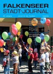 Mai 2012 - Falkenseer Stadtjournal