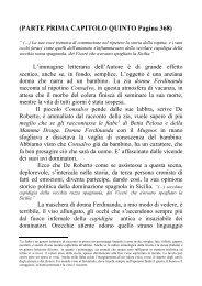 (PARTE PRIMA CAPITOLO QUINTO Pagina 368) - alphonse doria