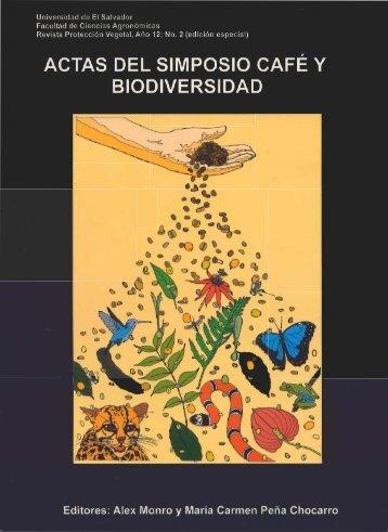 actas del simposio café y biodiversidad - Portal de la Universidad ...