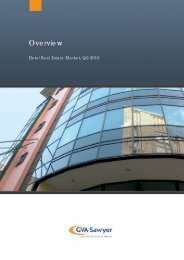Hotel Real Estate market in Moscow, Q2 2010 - GVA Sawyer