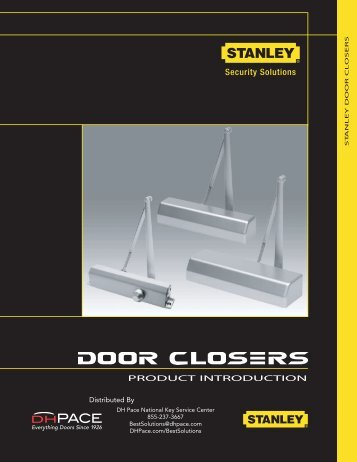 Door Closer - DH Pace