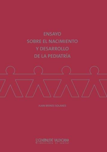 capítulo 1 introducción - Conselleria de Sanitat - Generalitat ...