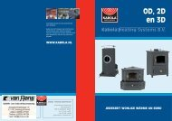OD, 2D en 3D - van Rens GmbH
