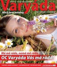 OC Varyáda Vás má ráda! - Obchodní centrum Varyáda (Karlovy Vary)