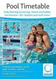 pool times - Zing Somerset