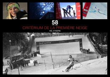 Télécharger - Club des Sports de Val d'Isère