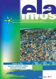 ELA Infos n°53