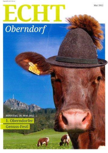 Artikel zum Download (7,3 MB) - Gemeinde Oberndorf in Tirol