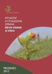 Réva vinná a víno - 12/2012 - MZe ČR