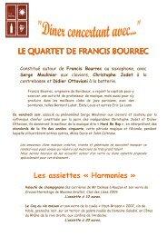 Consultez le détail du programme ici - Saint-Emilion