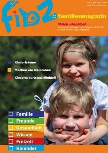 fibz::familienmagazin