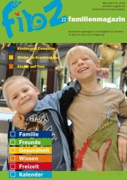 Herzlich Willkommen - fibz::familienmagazin