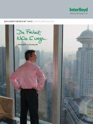 Geschäftsbericht Interlloyd Versicherungs-AG 2010 - bei der Interlloyd
