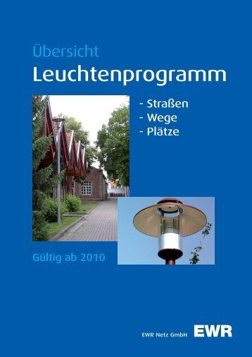 Leuchte - EWR Netz GmbH