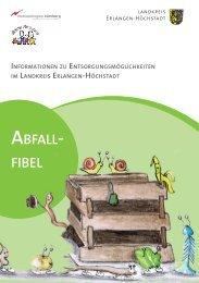Abfallfibel - Landratsamt Erlangen-Höchstadt