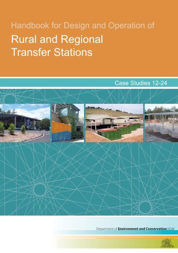 Handbook for Design and Operation of Rural and Regional Transfer ...