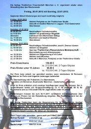 VERBINDLICHE ANMELDUNG zum Skiausflug vom 20.01. bis ...