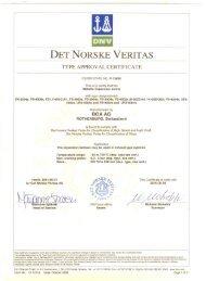 Det Norske Veritas - BOA Group