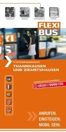 Flexibus Thannhausen