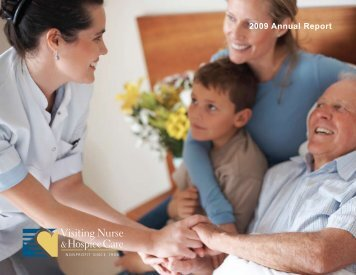 2009 Annual Report - Visiting Nurse & Hospice Care