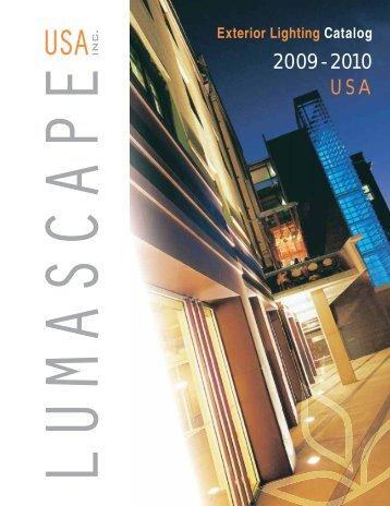 USA 2009 - 2010 - Lumascape