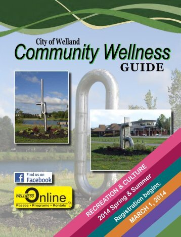 Community Wellness - City of Welland