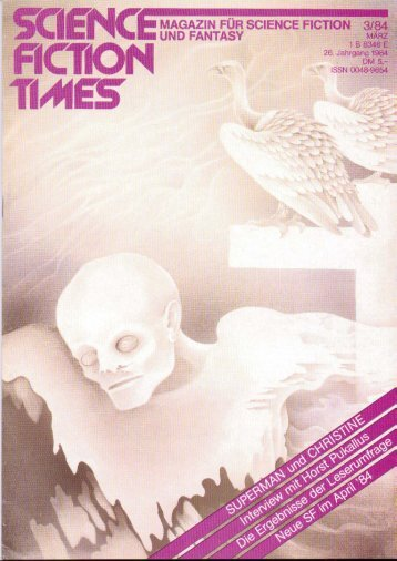 SFT 3/84 - Science Fiction Times