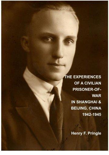 PRINGLE TOTAL BOOK6.indd - Royal Asiatic Society in Shanghai