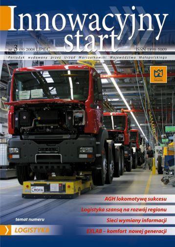 NR 3/2008 - Regionalny Ośrodek Informacji Patentowej BG AGH