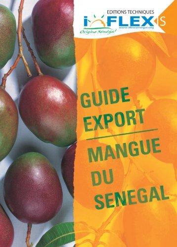 Guide d'export Mangue du Sénégal - Cop Horti