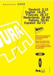 Jahr: 2000 | Deutsch - Magura