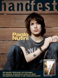 Paolo Nutini - Handfest-Online