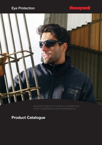 Download Eye Protection brochure - Thermo Fisher