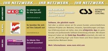 CSS Computer-Systems-Support - Hotel APP ... - Hotel der Zukunft