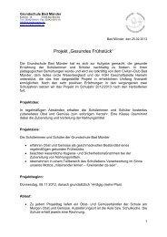 Projektskizze als PDF-Datei - Grundschule Bad Münder