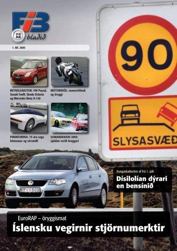 VW Passat - Fíb.is