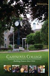 About Cazenovia College