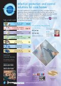 infection prevention & control solutions for care homes - Shackletons - Page 2