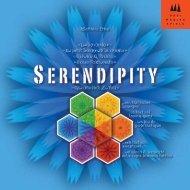 Serendipity - 40842 - Drei Magier Spiele