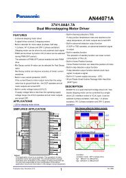 Pack of 5000 LNJ853W86RA LNJ853W86RA Panasonic Electronic Components Optoelectronics