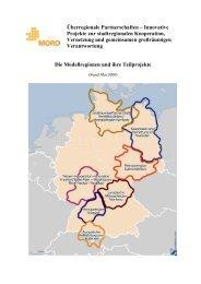 Überregionale Partnerschaften – Innovative Projekte zur ... - Hamburg