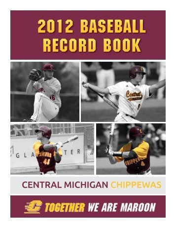 2012 Preseason Prospectus - Central Michigan University Athletics