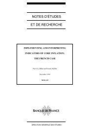 Download the working paper no 69PDF - Banque de France